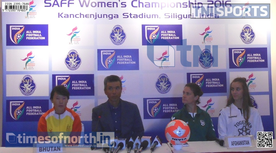 SAFF Women's Football Championship is Set For a Flying Start