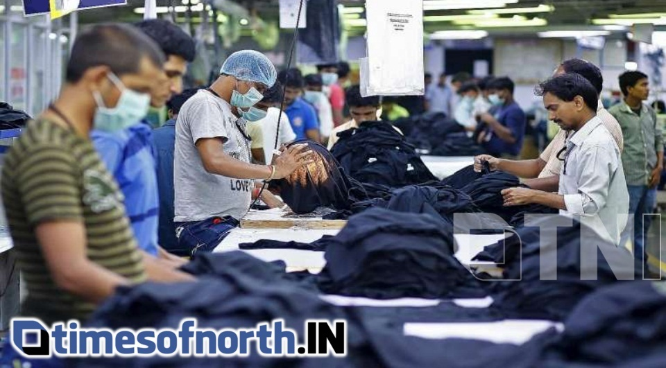 READY-MADE GARMENTS SECTOR GETS A BREATHER AMID EU'S TARIFF SUSPENSION