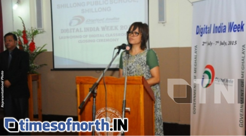 MEGHALAYA BAGS 3RD SPOT IN DIGITAL INDIA WEEK