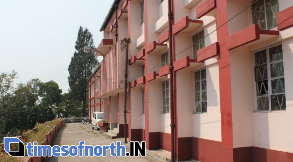 NEWLY CONSTRUCTED HOSTEL FOR KURSEONG COLLEGE VERY SHORTLY