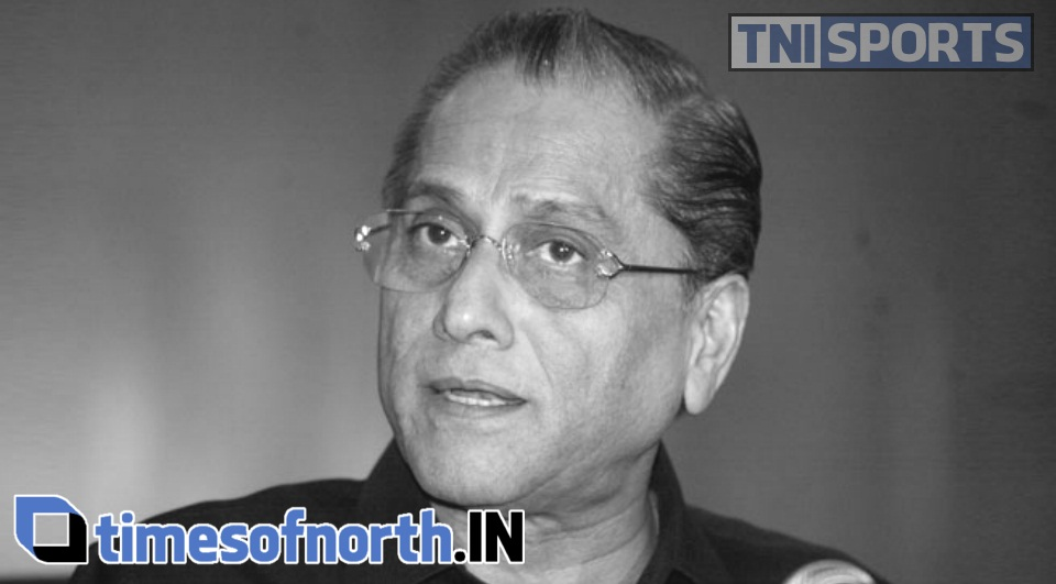DALMIYA, THE DOYEN OF INDIAN CRIC ADMIN PASSED AWAY