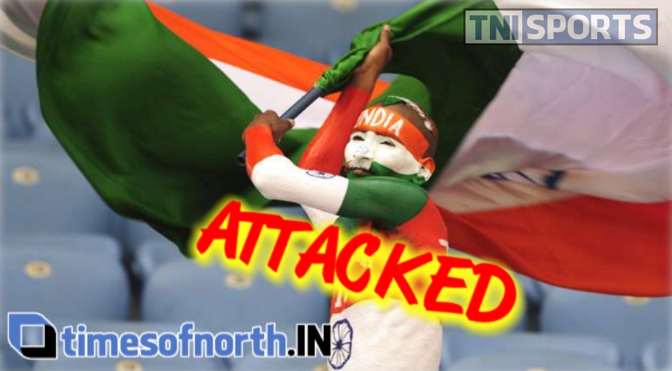 INDIAN ICONIC CRICKET FAN SUDHIR GAUTAM ATTACKED IN DACCA