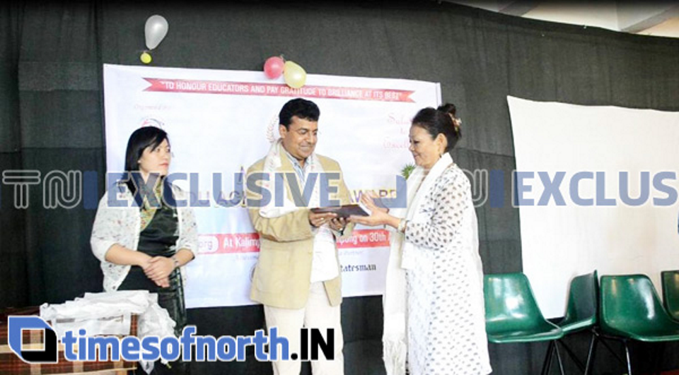 EDU-ACHIEVEMENT AWARD IN KALIMPONG