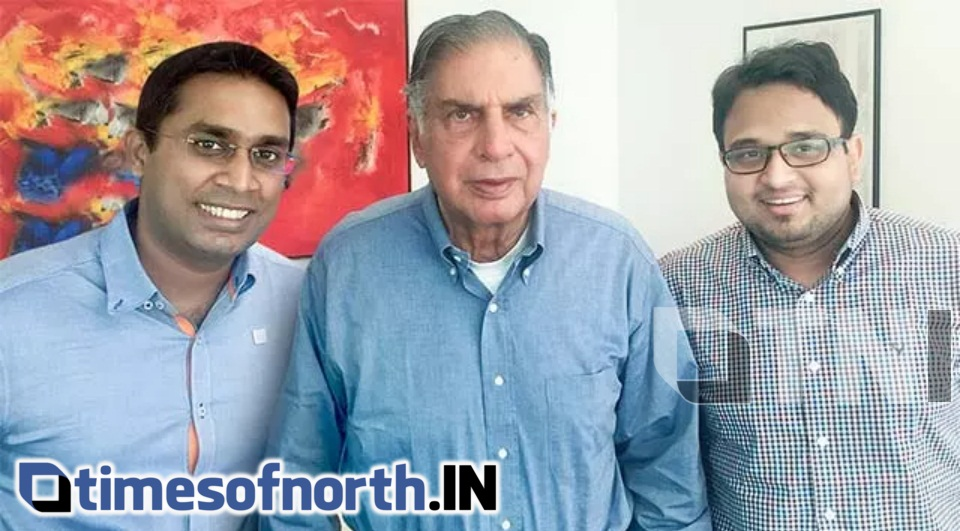 RATAN TATA INVESTING IN A SILIGURI BASED TEA E-TAILER COMPANY