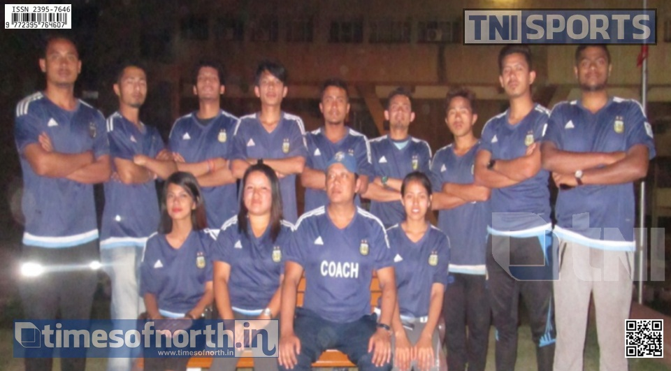 Sikkim University Students Excels At Aahavaan Sports Fest Held In Delhi