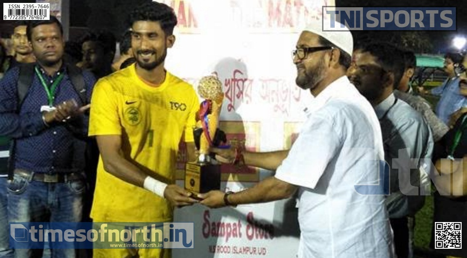 Kanchenjungha FC Defeats Mohameddan SC of Kolkata at Islampur Night Football