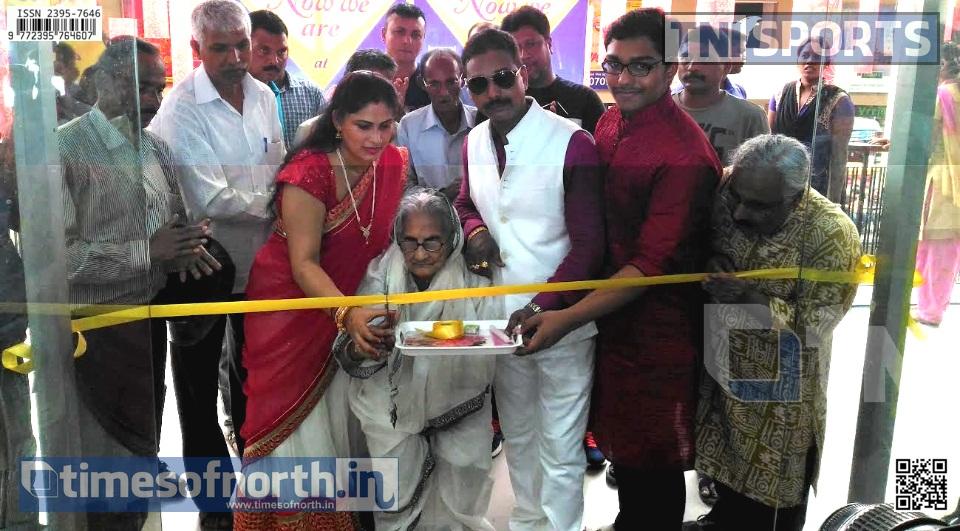 Sarkar Sports New Showroom Inaugurated at City Centre Matigara Today