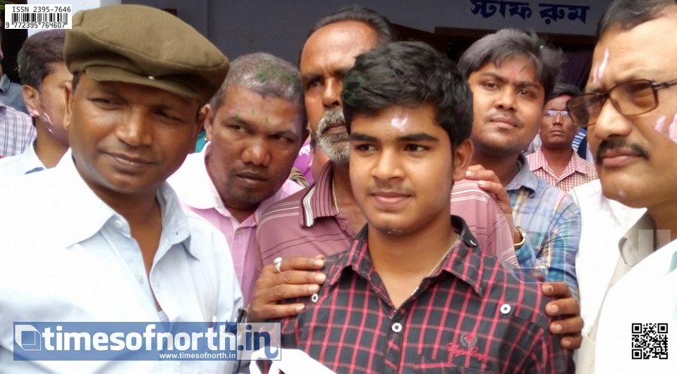 Mainaguri Bags 3 Positions in the Higher Secondary Merit List This Year [VIDEO]