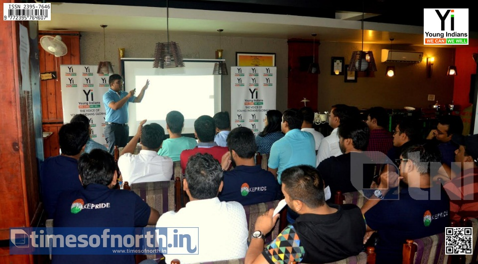 Yi Learning Network v5.0 completely enthralled the Young Indians of Siliguri