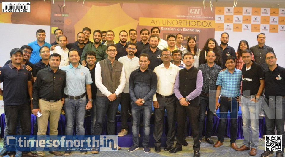 Young Indians Organized Branding Workshop for Entrepreneurs at Siliguri Yesterday [VIDEO]