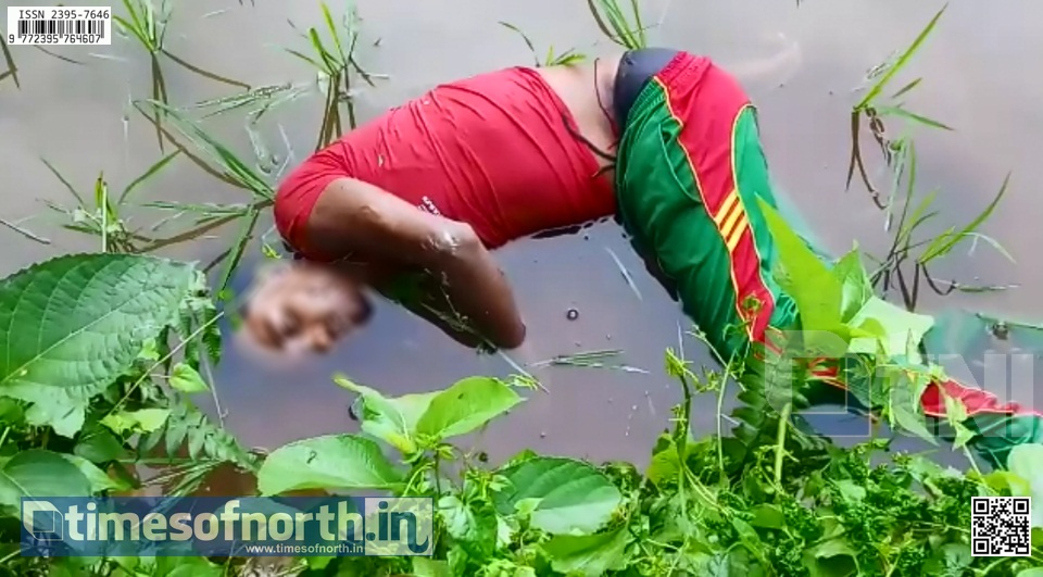 Unknown Youth's Body Found at Dinhata's Boro Athiyabari Area [VIDEO]