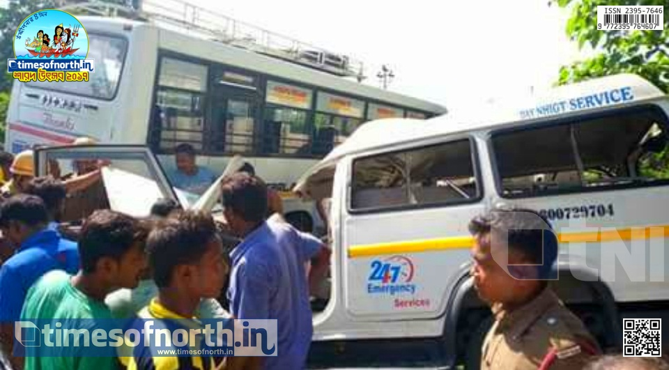 Child Dies as Bus Rammed Over him, 6 Injured in the Accident [VIDEO]