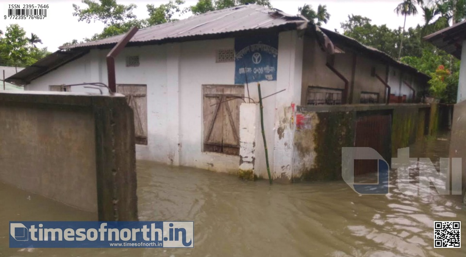 Confusion Among Voters About Dhupguri Municipal Election as Booths Go Under Water