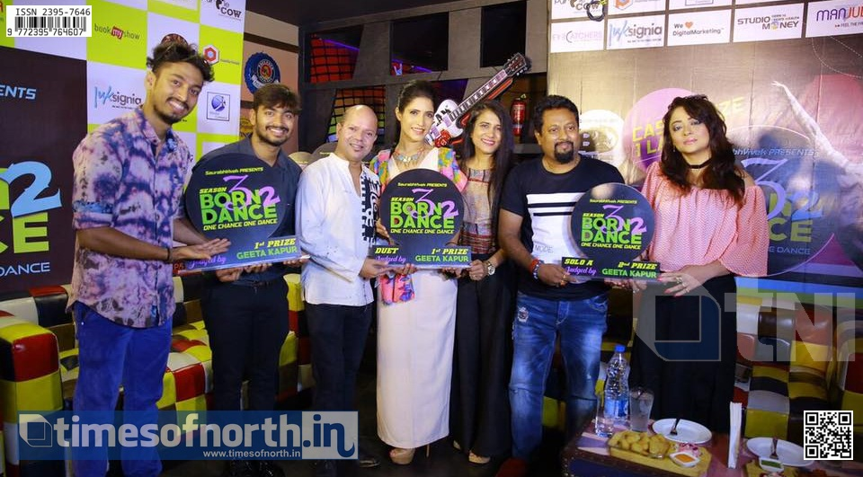 Born 2 Dance, Dance Competition Launched at Kolkata [VIDEO]