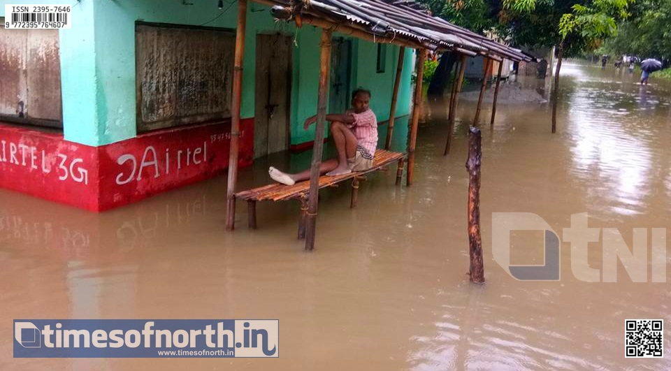 Islampur Floods Forces Administration to Heighten Relief Operations [VIDEO]