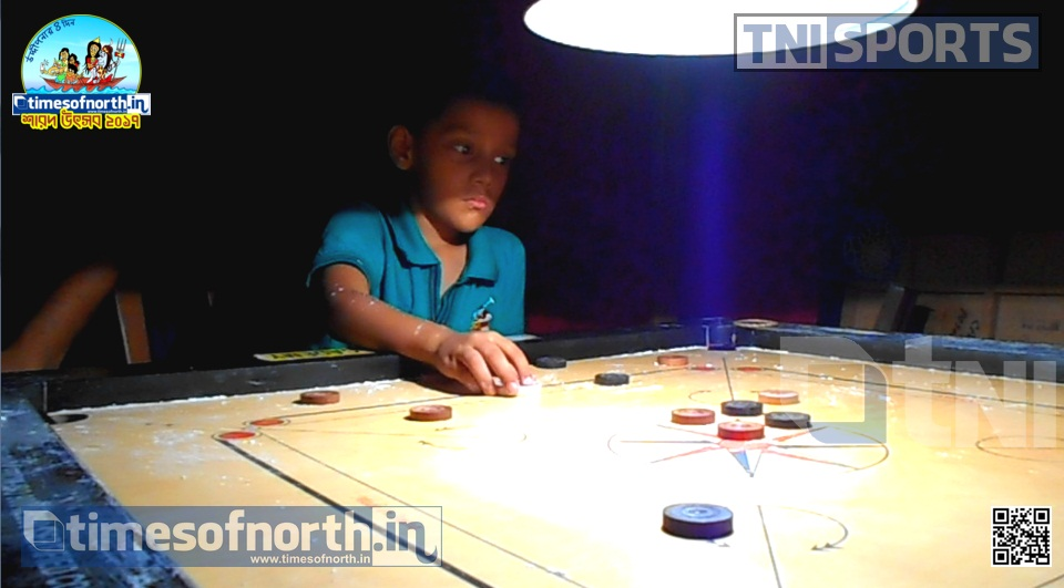 Carrom – An Exciting World Sport Stays Non-Focused in North Bengal [VIDEO]