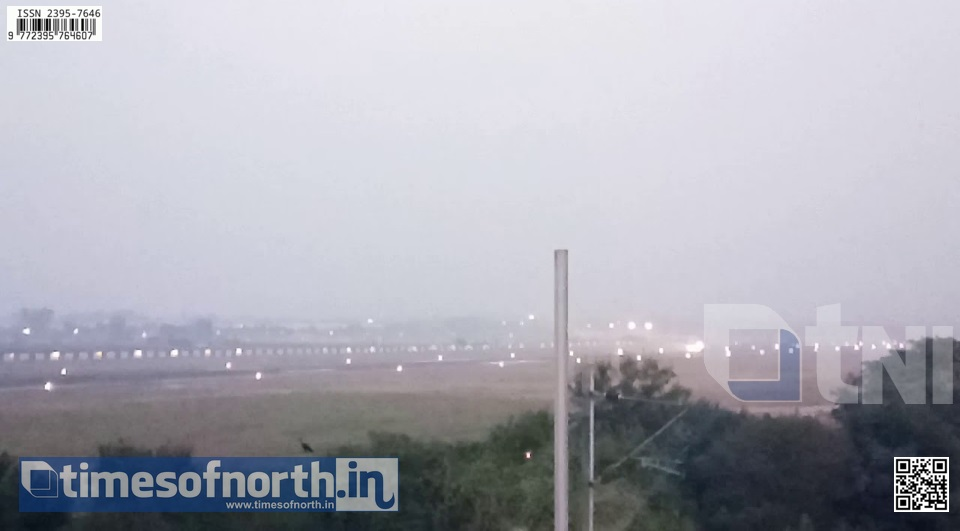 New Year Comes in with Fog, Flight Cancellation & Delays at Patna Airport