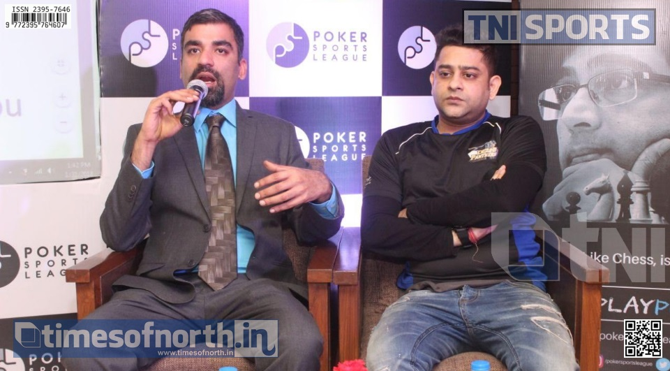 Poker Sports League opens bidding for Kolkata Team
