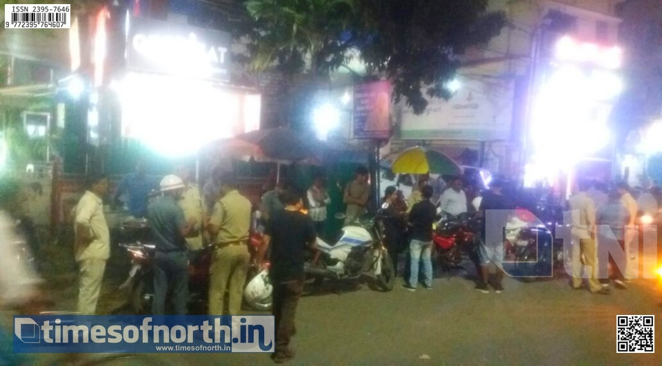 Traffic Checking at Gurudwara Following the Demand of the Local Residents