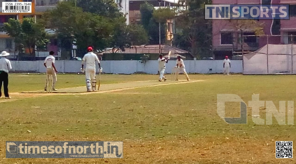 Vivekananda Club Wins Against DBSC at the SMKP 1st Division Cricket Today