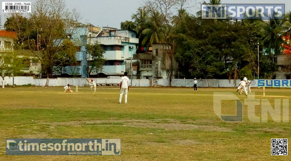 Milanpally Sporting Wins today's First Division Match at SMKP Cricket League