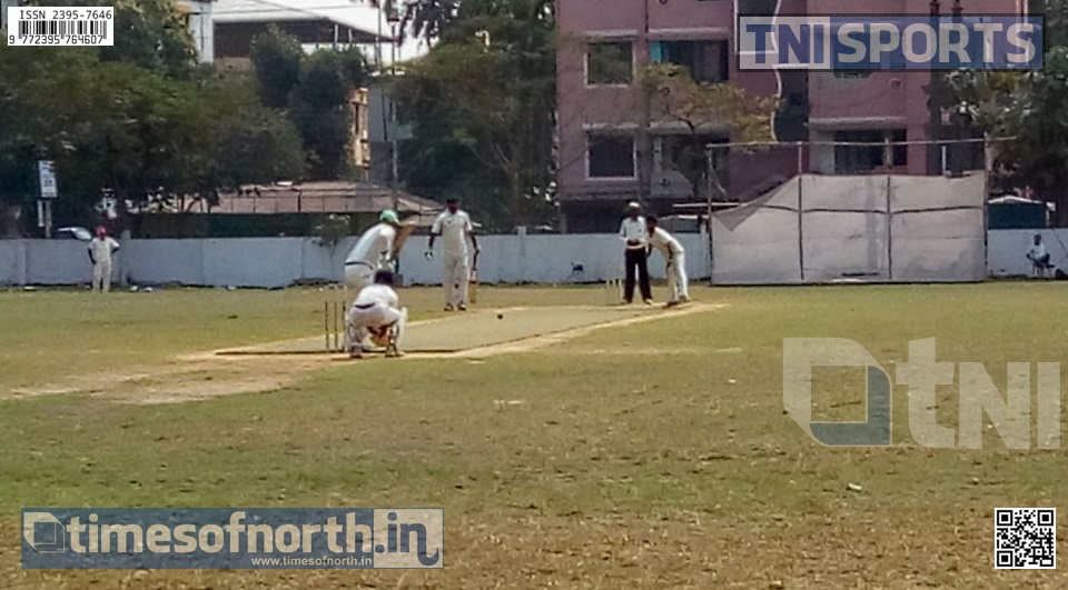 NBSTC Loses Tamely Against NSSC in SMKP First Division Cricket