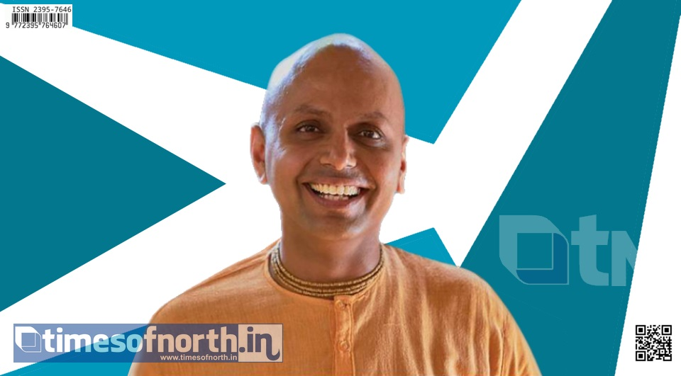 Huge Turn Up Expected for the Gaur Gopal Das Show at Siliguri