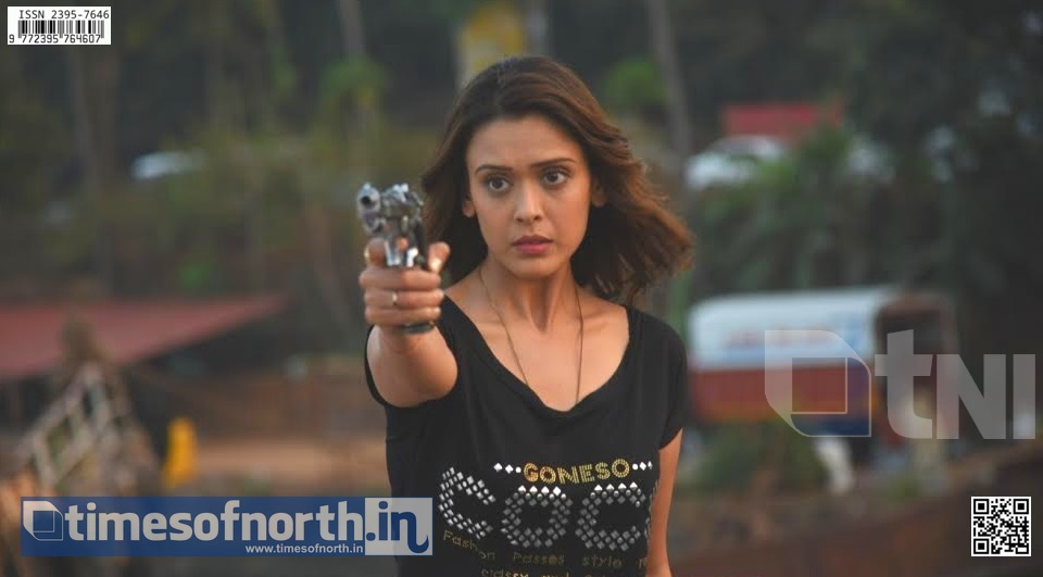 """Hrishitaa Bhatt is back in Bollywood with """"Ishq Tera"""""""