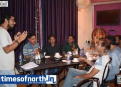 Amar Canvas's Meet Up Program at Siliguri Brings Opportunity to the Remote Artists