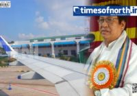 Demand of Bagdogra like VAT Reduction on ATF for Tripura Airport
