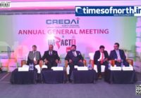 CREDAI Conducts AGM at Siliguri, New President Elected for Next Year