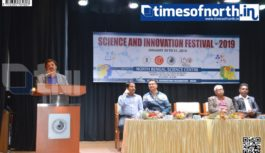 Science and Innovation Festival 2019 Inaugurated at NB Science Centre at Siliguri