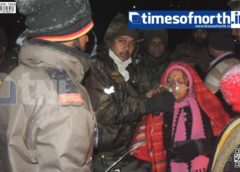 Army Rescues 150 Stranded Tourists from North Sikkim due to Snowfall