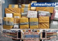 Illegal Foreign Goods worth Crores Intercepted at Siliguri