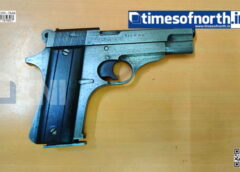 Weapon Smuggler Nabbed along With an Illegal 9mm Pistol Seized in Siliguri