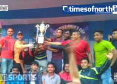 Desbandhu Sporting Union wins the Siliguri PS Zone Commissioners Cup Football