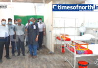 ICC, SWO, Liver Foundation and Forum for Humanity starts Free Covid Centre at Siliguri