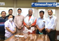 MP Raju Bista and Gorkha Delegation Meets with Central Labour Minister