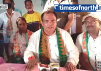 'Central Government Ready to Cooperate to Open Closed Tea Gardens' –  John Barla